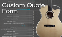 Waghorn Acoustic Quote Form